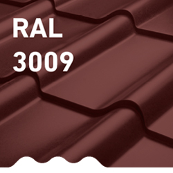 RAL 3009