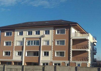 acoperis tigla metalica Wetterbest profil colosseum